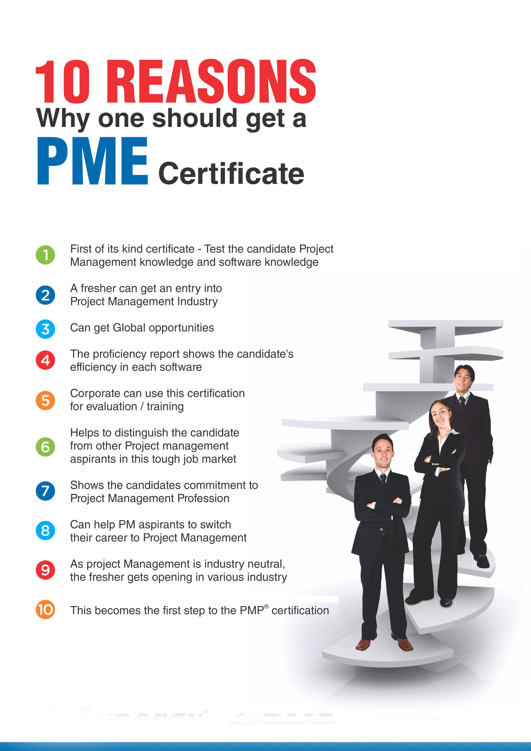 Pme Certification Exam Project Management Certification Training
